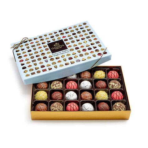 Patisserie Dessert Truffles Gift Box, 24 pc.