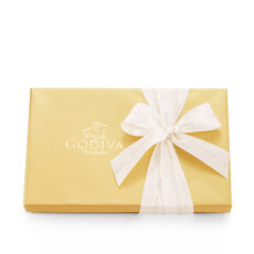 Assorted Chocolate Gold Gift Box, Congratulations Ribbon, 36 pc.