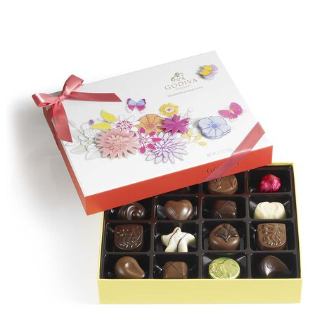 Spring Chocolate Gift Box