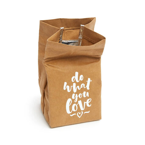Cooler Lunch Bag with Tasty Treats Chocolate Gift Set