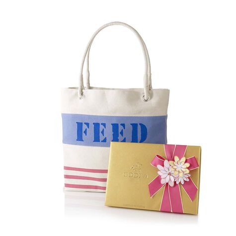 Spring Ballotin and FEED Bag