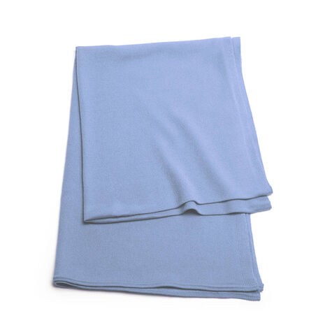 Periwinkle Shawl with Patisserie Dessert Truffles Gift Box, 12 pc.