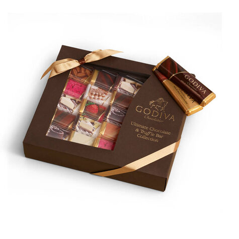 Ultimate Chocolate and Truffle Small Bar Assortment