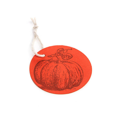 Assorted Chocolate Gold Gift Box with Pumpkin Hangtag, 19 pc.