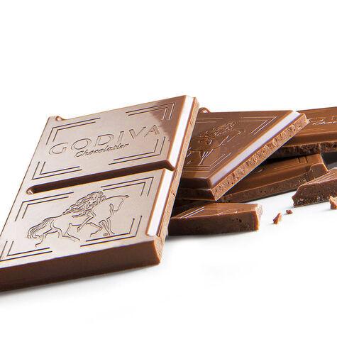 Large 31% Milk Chocolate Bar, Set of 10