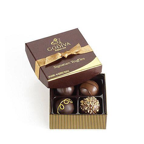 Chocolate Celebration Gift Basket, Classic Ribbon