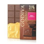 Milk Chocolate Bar, 31% Cocoa, 3.5 oz.