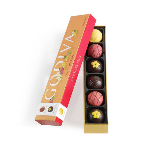 Summer Fruit and Ice Cream Parlor Truffles (Set of 2)