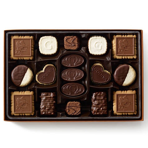 Chocolate Biscuit Box - Mother's Day