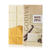 White Chocolate Vanilla Bean Bar, 3.5 oz.