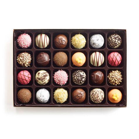 Ultimate Dessert Truffles Gift Box, 24 pc.