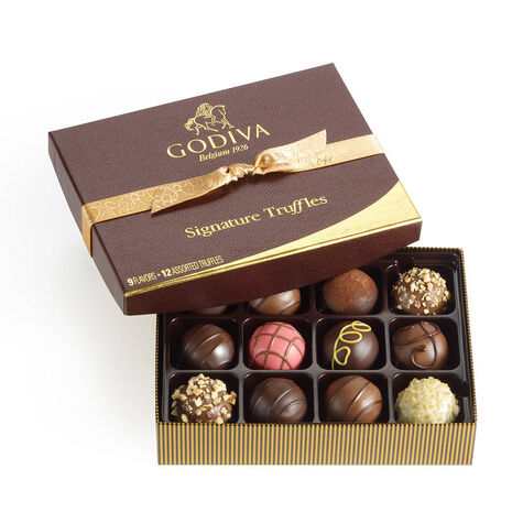 $100 Godiva Gift Card & Decadent Dreams Gift Tower
