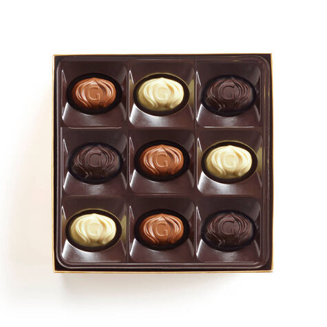 Assorted Chocolate Bliss Gift Box, 9 pc.