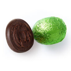Dark Chocolate Ganache Egg