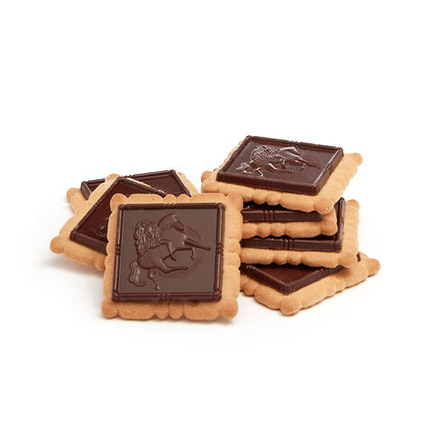 Dark Chocolate Biscuit, Set of 3, 12 pc each