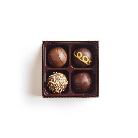 Signature Chocolate Truffles, 4 pc.
