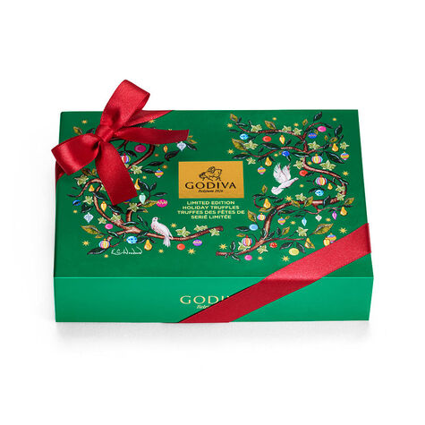 Holiday Truffle Gift Box, 12 pc.
