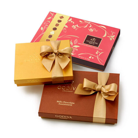 Taste of Godiva, 3 Month Chocolate Subscription
