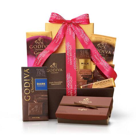 Chocolate Bliss Gift Basket