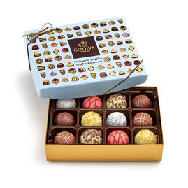 Patisserie Dessert Truffles Gift Box, 12 pc.