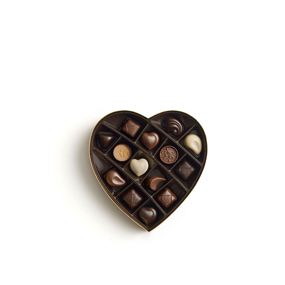14 pc. Heart Box