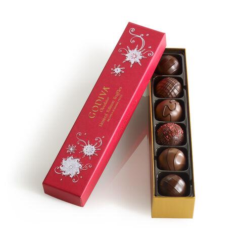 Holiday Truffle Gift Box