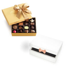 Ted Baker London Jewelry Box with Assorted Chocolate Gift Box, 19 pcs
