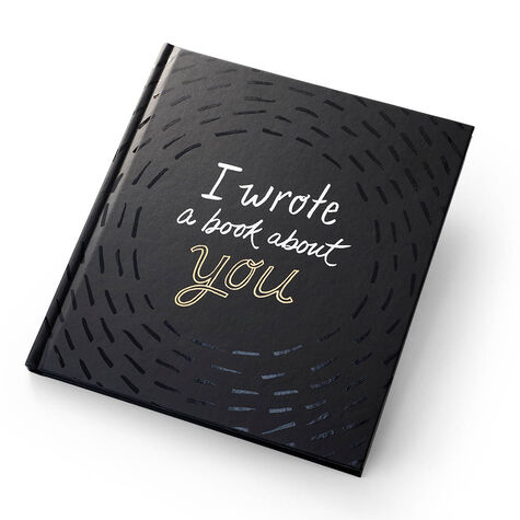 I Wrote A Book About You Book & Signature Chocolate Truffles Gift Box, 12 pc.