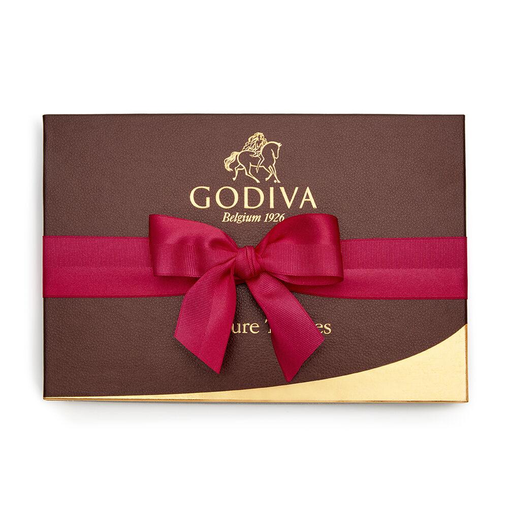 Signature Truffle Gift Box, Spring Ribbon, 24 pc.