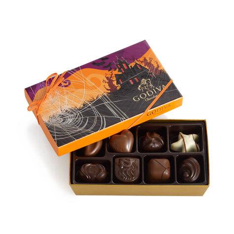 Halloween Assorted Chocolate Gift Box