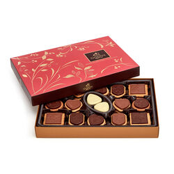 Assorted Chocolate Biscuit Gift Box, 32 pc.