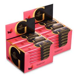 Dark Chocolate Raspberry Bar, Pack of 48, 1.5 oz each