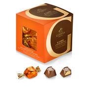 Milk Chocolate Pumpkin Spice G Cube Box, Limited Edition, 22 pcs.