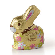 Foil-Wrapped Milk Chocolate Bunny