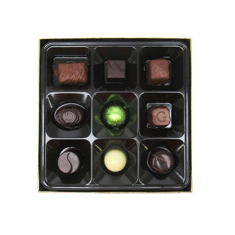 Godiva Limited Edition Chocolate Gift Box, Set of 2, 27 pc. each