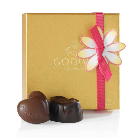 Gold Favor with Ribbon