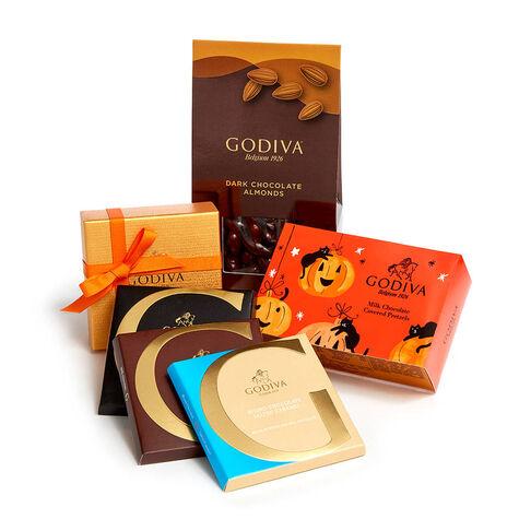 Halloween Snacks Chocolate Gift Box