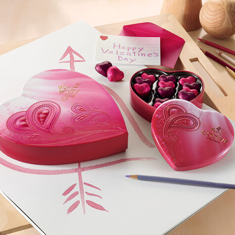 Keepsake Heart Gift Tin