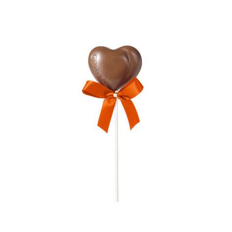 Milk Chocolate Heart Lollipop