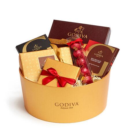Celebrate the Season Chocolate Gift Box
