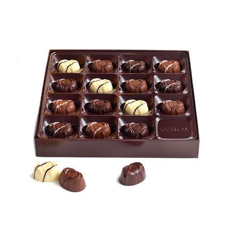 Assorted Dessert Chocolate Bliss Gift Box, 15 pc.