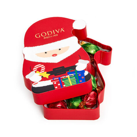 Holiday Celebrations Chocolate Gift Box