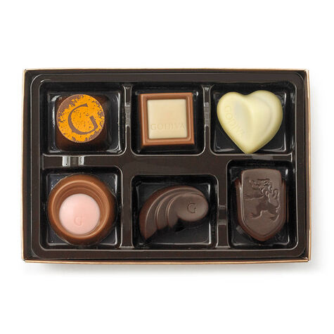 Gold Discovery Chocolate Sampler Gift Set