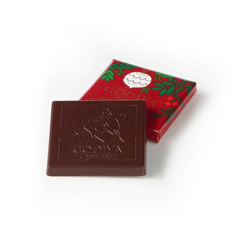 Chocolate Carre Tin, 10 pc.