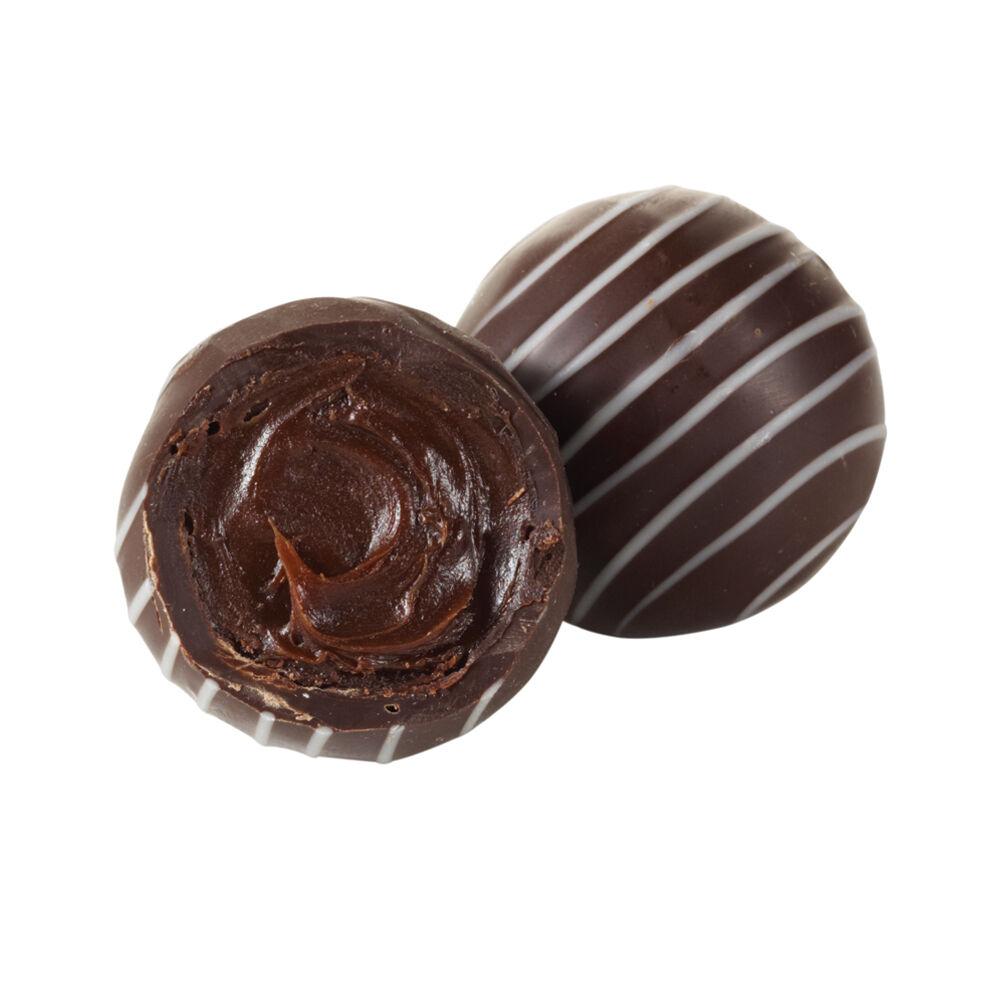 (Brown Foil) Chocolate Coffee Sorbet Truffle