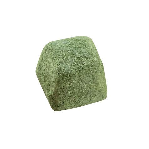 Matcha Chocolate Truffle Cube