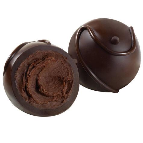 Chocolate Soufflé Truffle