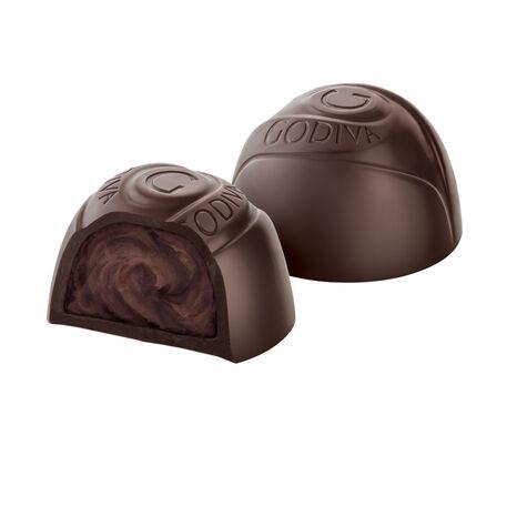 Individually Wrapped Dark Chocolate Truffles