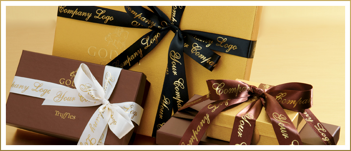 Personalized corporate gifts godiva negle Choice Image