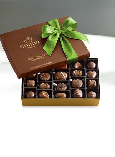 Godiva Chocolates Gourmet Chocolates Gift Baskets And Truffles